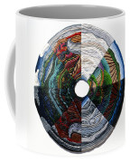 Four Seasons - Day And Night Coffee Mug