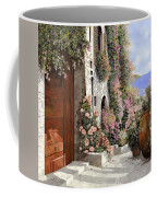 four seasons- spring in Tuscany Coffee Mug