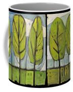 Four Seasons Tree Series Coffee Mug