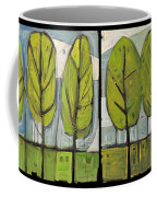 Four Seasons Tree Series Coffee Mug