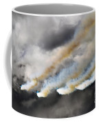 Four Smokers Coffee Mug