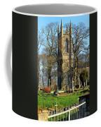 Four Steeples Coffee Mug
