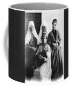 Four Women From Bethlehem Coffee Mug