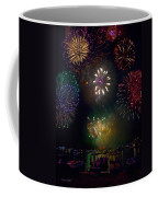 Fourth Of July Fireworks Coffee Mug