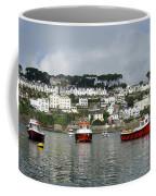 Fowey Harbor Cornwall Coffee Mug