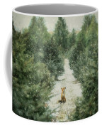 Fox In The Flurries Coffee Mug