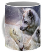 Fox Moods Coffee Mug