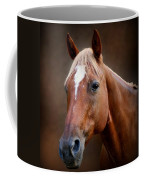 Fox - Quarter Horse Coffee Mug by Sandy Keeton