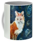 Fox Red  Painting  Coffee Mug