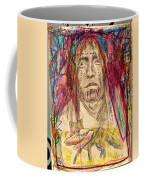 Fox. Swan. Nascakiyetl Coffee Mug