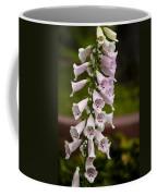 Foxglove At The Getty - Digitalis Coffee Mug