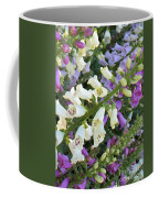 Foxglove Fancy Coffee Mug