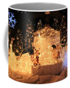 Foxy Christmas Decoration Coffee Mug