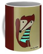 Foxy Moxy Coffee Mug
