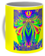 Fractal 31 Psychedelic Love Explosion Coffee Mug