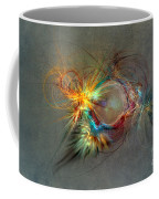 Fractal Art Beauty Coffee Mug