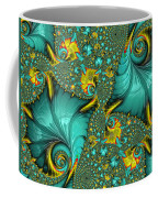Fractal Art - Gifts From The Sea By H H Photography Of Florida Coffee Mug