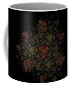 Fractal Christmasbouquet  Coffee Mug