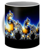 Fractal Elephants Coffee Mug