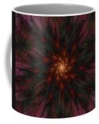 Fractal Floral Fantasy 02-13-10-b Coffee Mug
