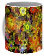 Fractal Floral Study 10-27-09 Coffee Mug