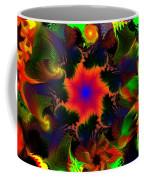 Fractal Garden 15 Coffee Mug