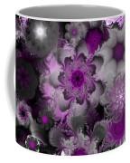 Fractal Garden 4 Coffee Mug