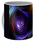 Fractal Lake Coffee Mug