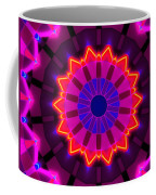 Fractal Lights Coffee Mug