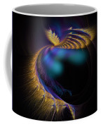 Fractal Of The Day Se02 Ep02 Wings Coffee Mug