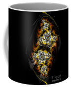 Fractal Twins Coffee Mug