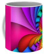 Fractalized Colors -2- Coffee Mug