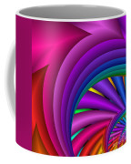 Fractalized Colors -3- Coffee Mug