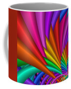 Fractalized Colors -7- Coffee Mug