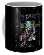 Fractured Fractals Coffee Mug