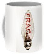 Fragile Light Bulb Coffee Mug