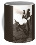 Framed By The Branches Coffee Mug
