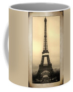 Framed In Paris  Coffee Mug