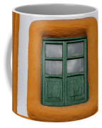 Framed Window Coffee Mug