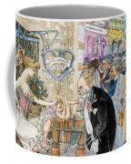 France: Brothel, 1904 Coffee Mug