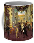 France: Comedy, 1670 Coffee Mug