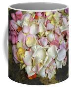 France Flower Petals, Still-life Coffee Mug