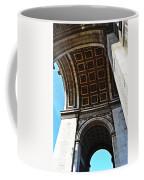 France Triumph Monument Coffee Mug