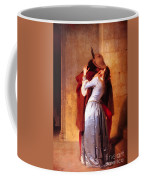 Francesco Hayez Il Bacio Or The Kiss Coffee Mug