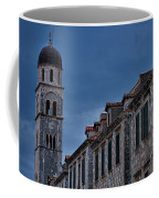Franciscan Monastery Tower - Dubrovnik Coffee Mug