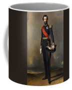 Francois-ferdinand-philippe Dorleans Prince De Joinville Franz Xavier Winterhalter Coffee Mug