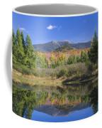 Franconia Autumn Reflections Coffee Mug