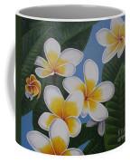 Frangipani II Coffee Mug