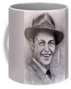 Frank Coffee Mug by Jack Skinner