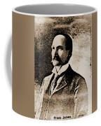 Frank James Coffee Mug